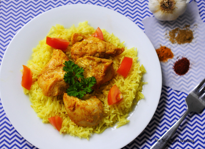 honey and paprika chicken