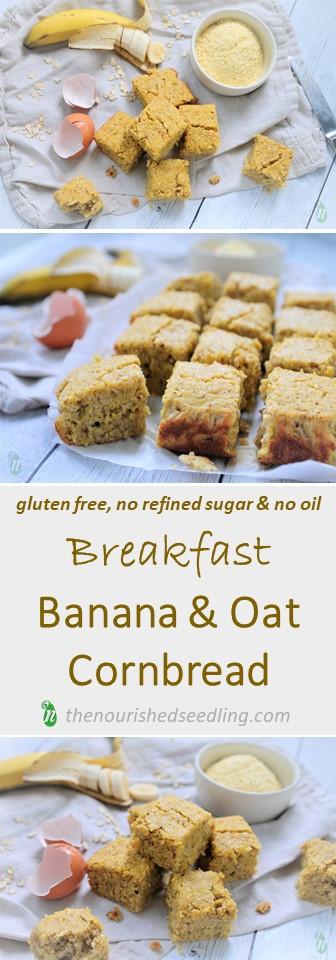 healthy-breakfast-banana-oat-cornbread-bake-recipe