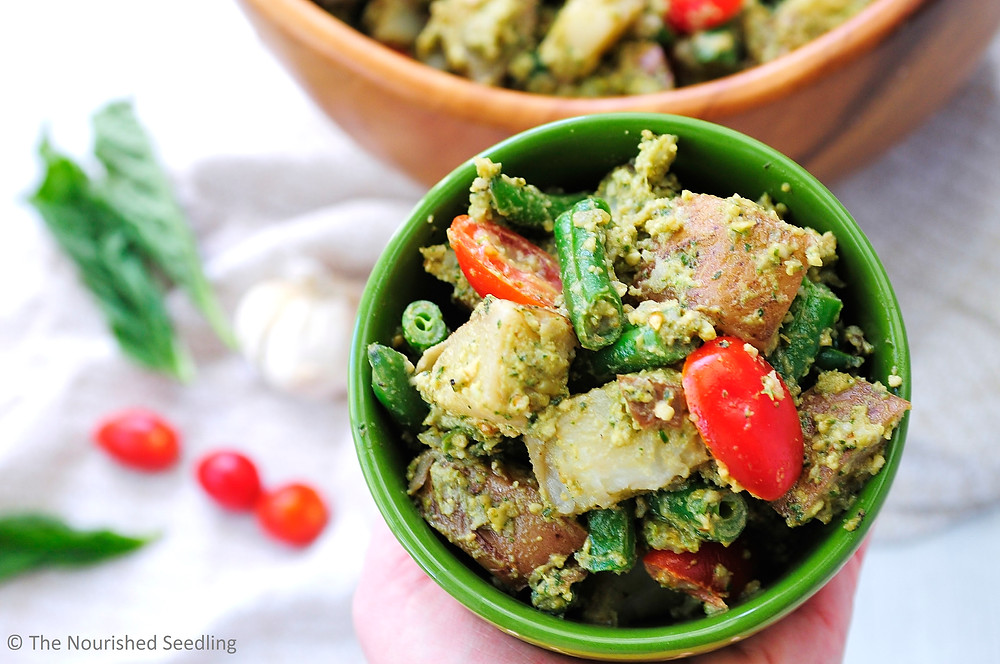 green-bean-summer-potato-salad
