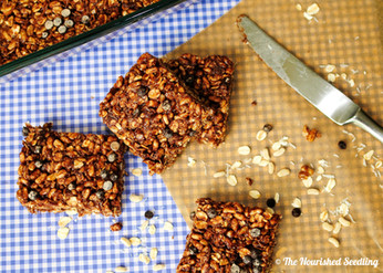 Goody Goody Granola Bars