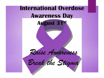 International Overdose Awareness