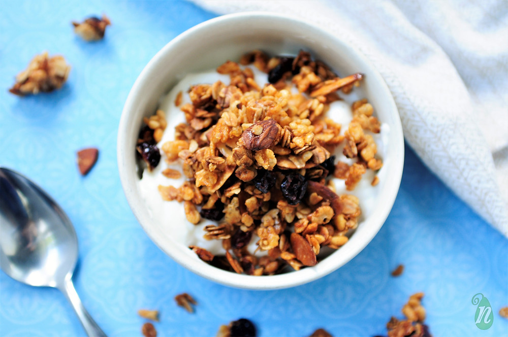 best-homemade-honey-granola