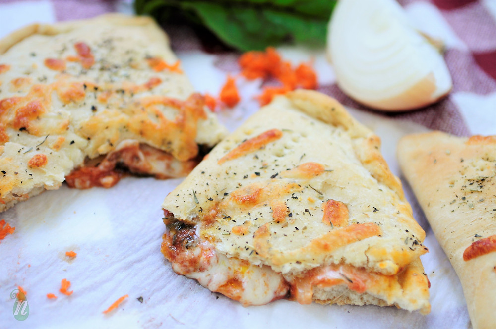 healthy-vegetarian-calzone-dinner-recipes