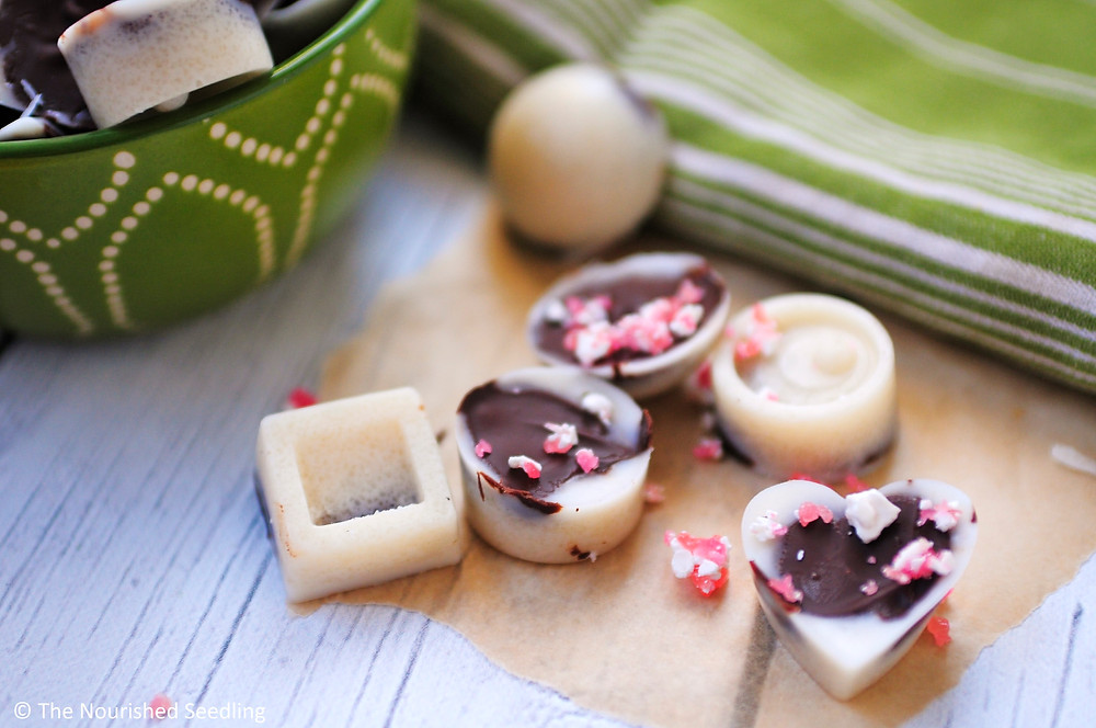 healthy-vegan-chocolate-peppermint-creams