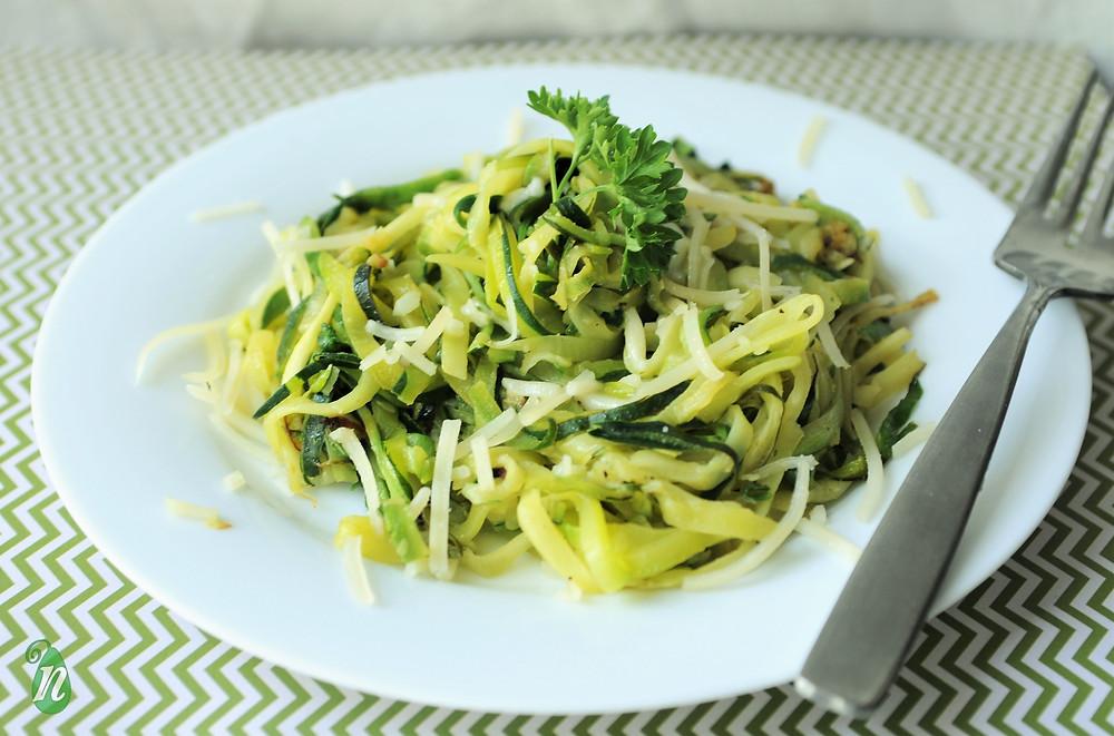 garlic-parmesan-zoodles