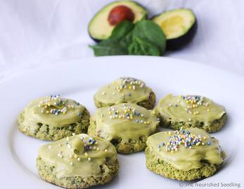 (VIDEO) 3 Ingredient Vegan Avocado Frosting