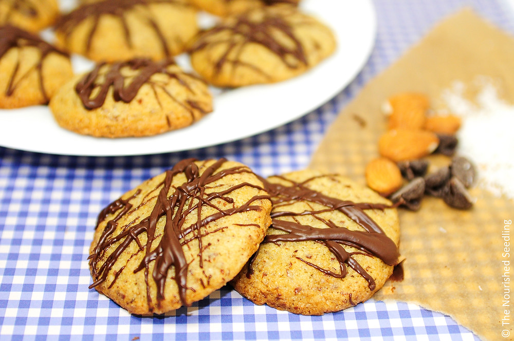 gluten-free-almond-coconut-cookies