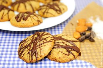 Gluten Free Almond Coconut Cookies