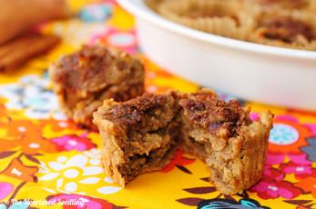 Sweet Potato Pie Muffins