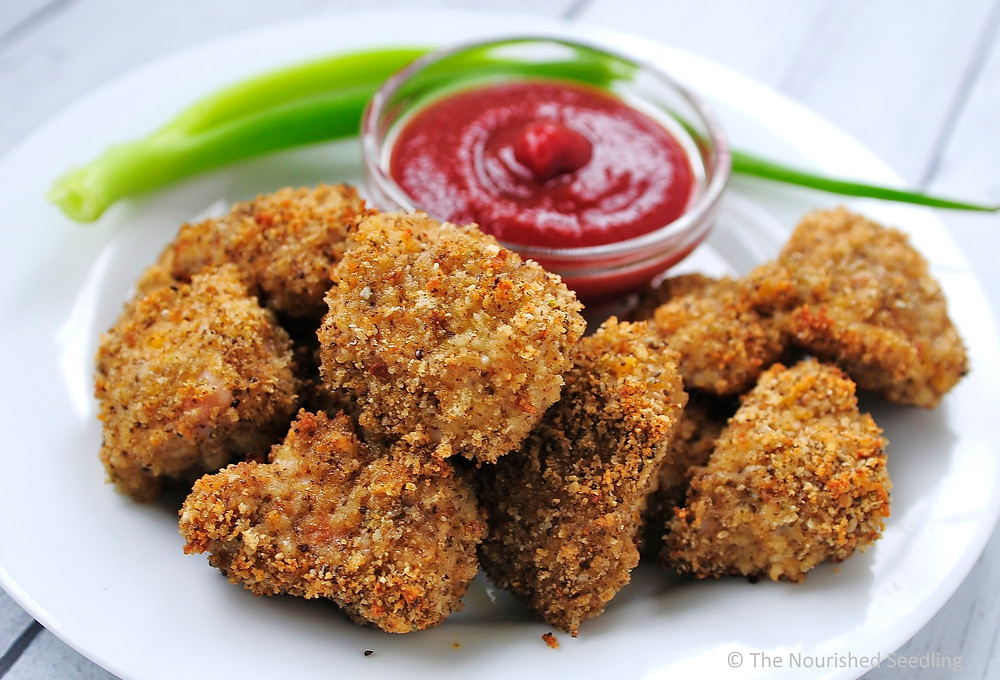homemade-healthy-chicken-nuggets