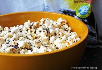 Seaweed Super Popcorn