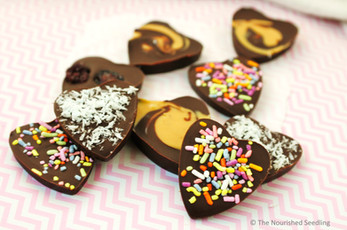 Two-Ingredient Healthy Chocolate Candy