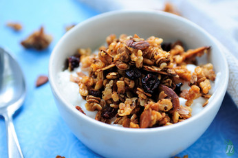 Easy Honey Granola