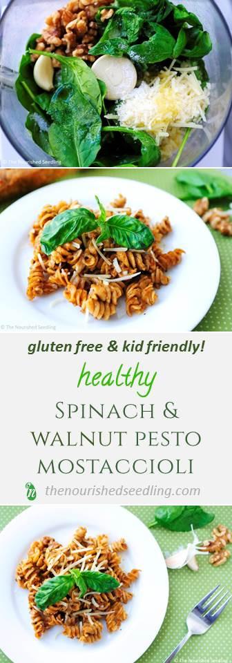healthy-spinach-mostaccioli-recipe