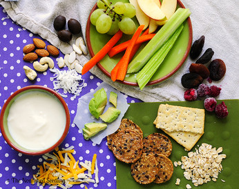Healthy Snacks for Kids (& How to Ensure Balance Every Time!)