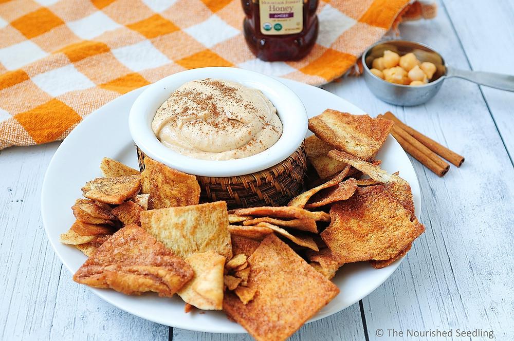 cinnamon-honey-chickpea-dip