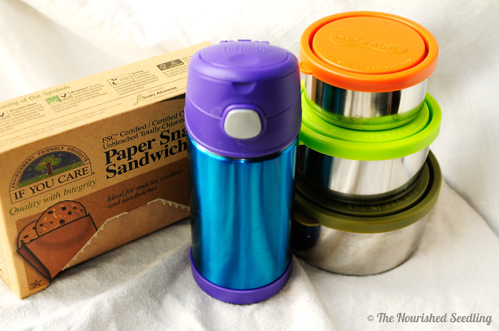 eco-friendly lunch containers for kids