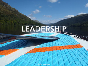 Guiding principles #6 - Leadership
