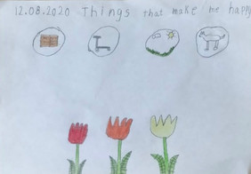 Things that make me happy...Blackburn PS - P6/P7 pupil
