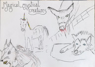 Magical, mystical creatures...Jane