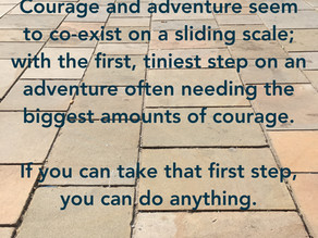Guiding principles #4 - Courage