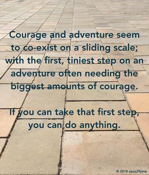 Guiding principles #4 - Courage