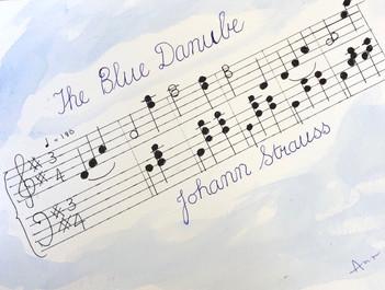 Singing the blues...Ann