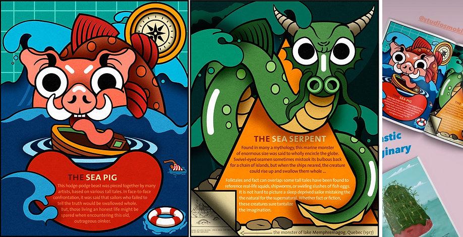 issue 13 beasts_trio.jpg