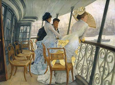 James_Tissot_-_The_Gallery_of_HMS_Calcut