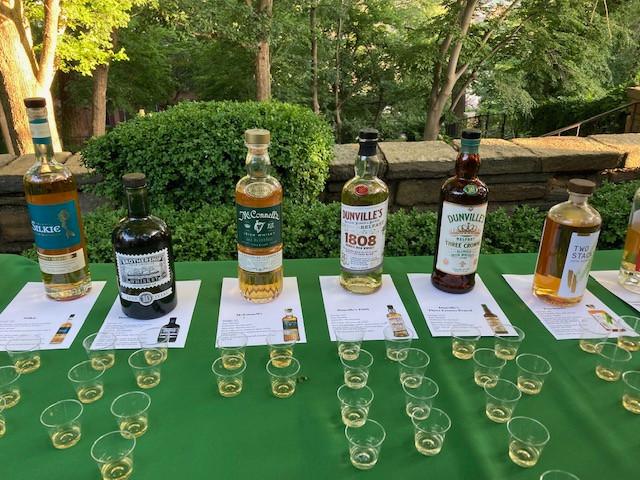 More fine Irish Whiskies from the Republic of Ireland and Northern Ireland