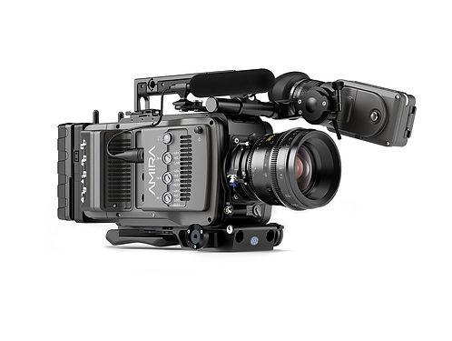 Videocamara de cine profesional