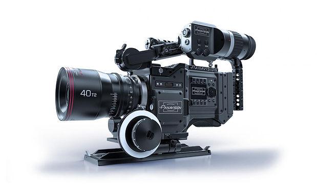 Camara de cine profesional en tenerife