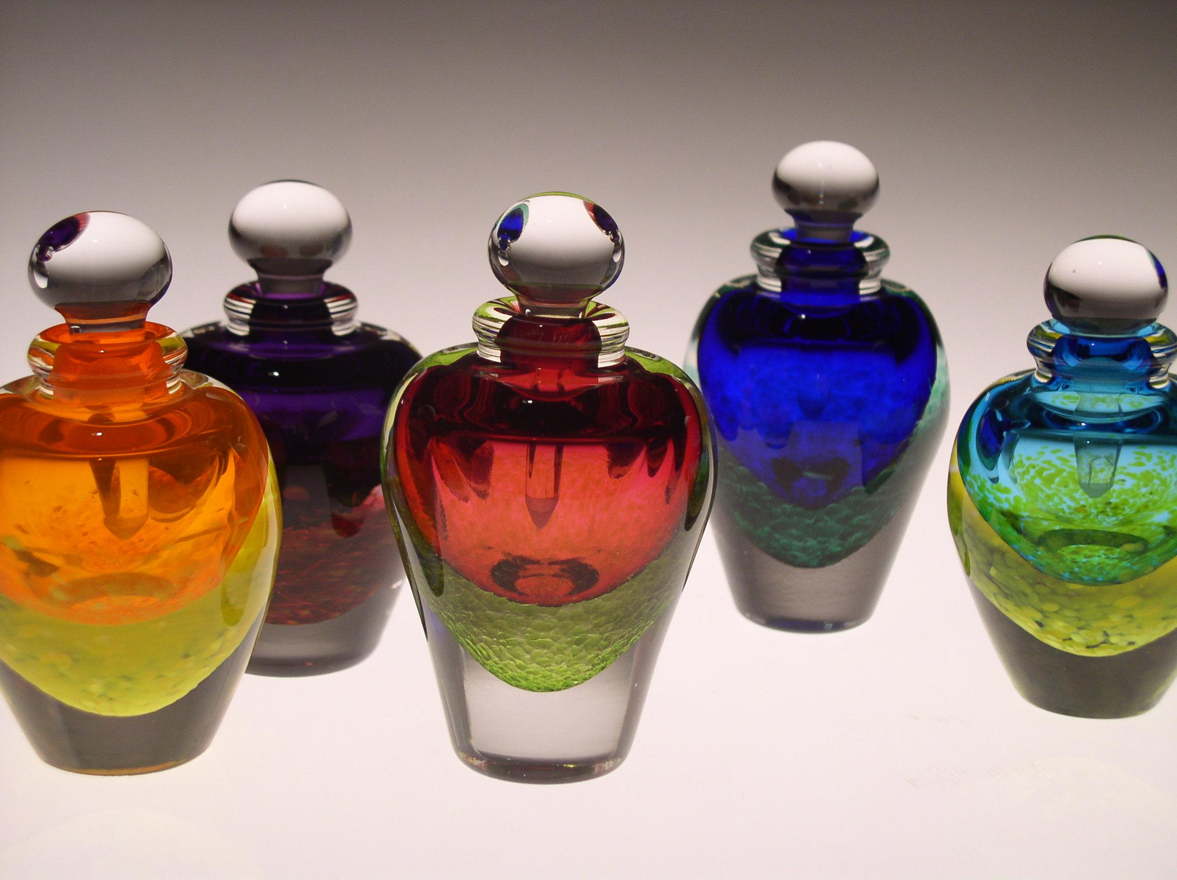 Round Perfume Bottles