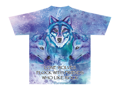 LONE WOLVES Tシャツ