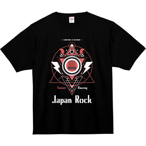 Japan Rock Tシャツ