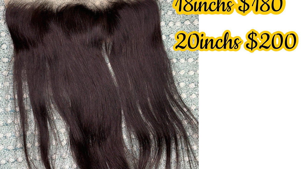 Lace Fronts