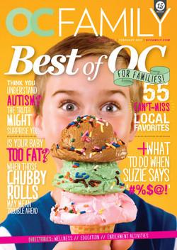 OC Families Magazine