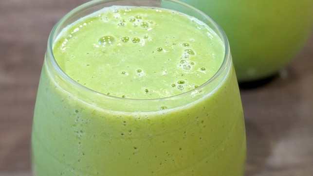Kale-in it: The best green smoothie!
