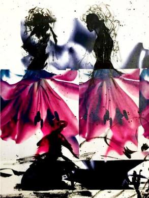 Flowers/Dresses