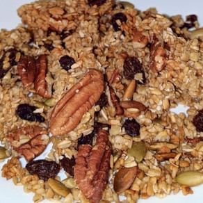 Healthy Crunch - Everyday Granola