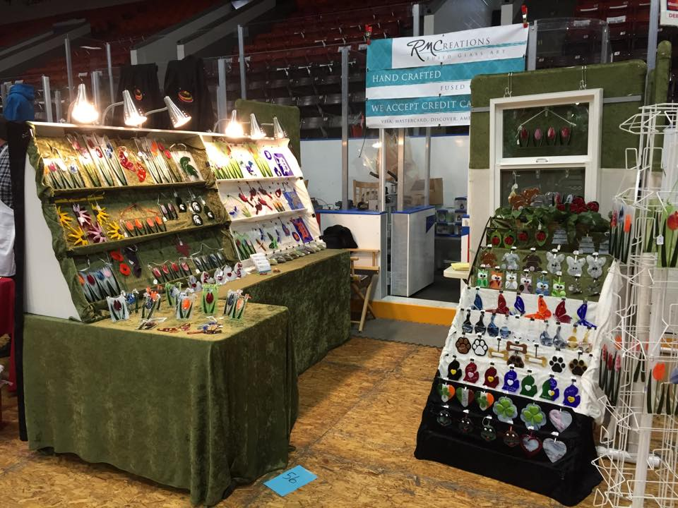 Fused Glass Craft Show