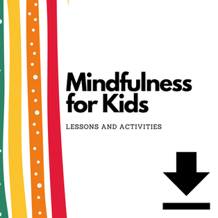 $30   Mindfulness Lesson Pack