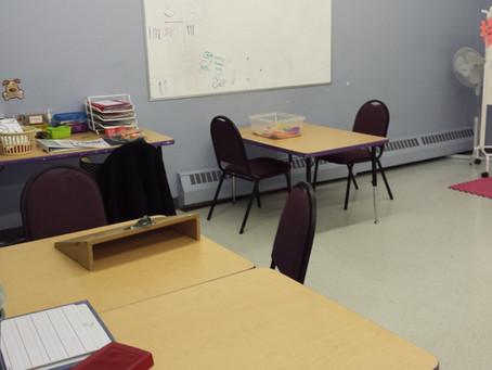 New IBI Classrooms