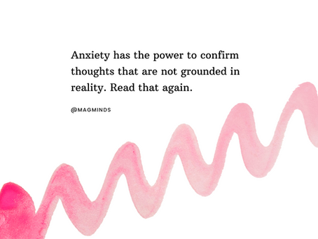 Parenting through Anxiety Part 1