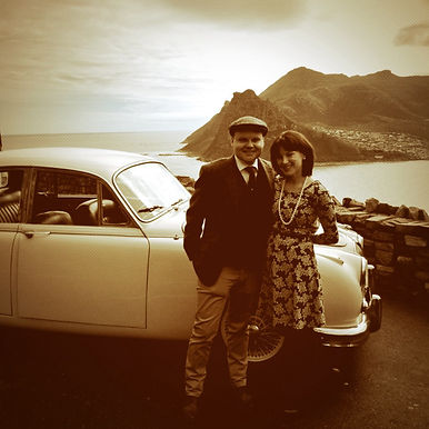 Special event vintage car hire