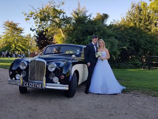 Winter Wedding Car Hire