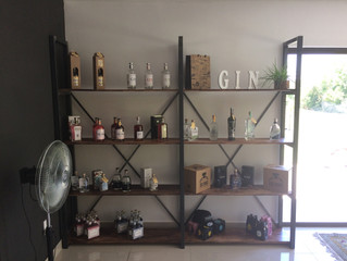 Craft Gin available by the bottle!