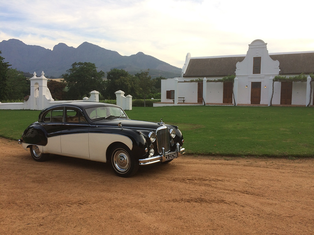 Classic Wedding car Hire Cape Town