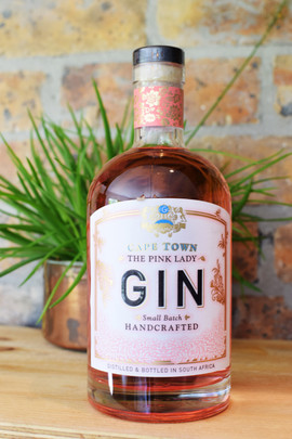 Cape Town Pink Gin