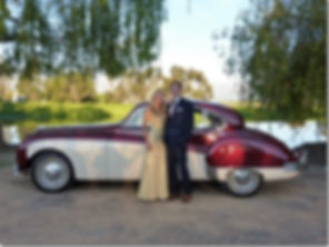 Matric farewell car hire